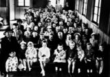Picture relating to Maryborough - titled 'St. Columbas' Sunday school at the Presbyterian church in Maryborough, 1959'