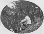 Picture relating to Cunnamulla - titled 'Fresh water fishing at Cunnamulla, western Queensland, 1905'