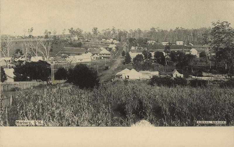 Picture of / about 'Marburg' Queensland - Panorama of Marburg