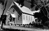 Picture relating to Rockhampton - titled 'Congregational Church in Rockhampton, ca. 1983'