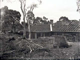 Picture relating to Acton - titled 'Acton houses, Balmain Crescent, under construction.'