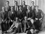 Picture relating to Longreach - titled 'Executive, Longreach Rugby League Season, 1926'