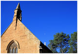 Picture of / about 'Berrima' New South Wales - Berrima - Edmund Blackeket designed church