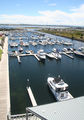 Picture relating to Queenscliff - titled 'Queenscliff Marina.'