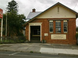 Picture relating to Toora - titled 'The Post Office at Toora VIC'