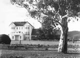 Picture of / about 'Yarralumla' the Australian Capital Territory - Government House, residence of the Govenor General, Yarralumla.