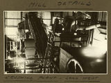 Picture relating to Mount Isa - titled 'Crushing plant at the mill, Mt. Isa MInes, 1932'