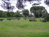 Picture relating to Mallacoota - titled 'Mallacoota Caravan Park'