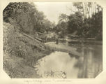 Picture of / about 'Tamrookum' Queensland - Logan Bridge above Tamrookum, 1903