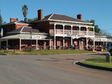 Picture relating to Echuca - titled 'Bridge Hotel Echuca'
