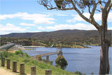 Picture relating to Googong Reservoir - titled 'Googong Dam - NSW'