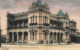 Picture relating to Fortitude Valley - titled 'Fortitude Valley Post Office, Brisbane, Queensland, ca. 1907'