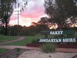 Picture relating to Oakey - titled 'Oakey'