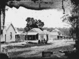 Picture relating to Stanthorpe - titled 'Early view of Maryland Street, Stanthorpe'