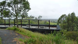 Picture relating to Sugarloaf Ridge - titled 'Covered picnic tables at Sugarloaf Ridge'