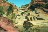 Picture relating to Hamersley Gorge - titled 'Hamersley Gorge'