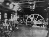 Picture of / about 'Brisbane' Queensland - Interior of the Countess Street Power House, Brisbane, ca. 1912