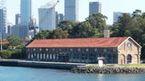 Picture relating to Garden Island - titled 'Royal Australian Navy Heritage Centre'