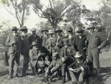 Picture of / about 'Dillalah' Queensland - Shooting party at Dillalah, Queensland, August 1907