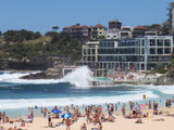 Picture relating to Bondi Beach - titled 'Bondi Beach'