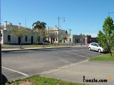Picture of / about 'Echuca' Victoria - Echuca Main Street