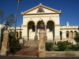 Picture relating to Dubbo - titled 'Dubbo Courthouse'