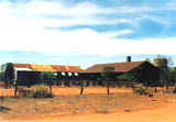 Picture relating to Uteara - titled 'Uteara Shearing Shed - 1980's'