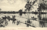 Picture of / about 'North Rockhampton' Queensland - North Rockhampton during the 1890 flood