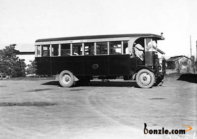 Picture of / about 'Ainslie' the Australian Capital Territory - AEC Renown Omnibus - Railway -Ainslie