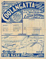 Picture relating to Coolangatta - titled 'Estate map of Coolangatta, Queensland, 1914'
