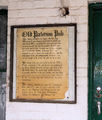 Picture relating to Binalong - titled 'Old Paterson Pub History - Binalong - NSW'