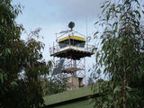 Picture relating to Mount Tennent - titled 'Mount Tennent Fire Tower'