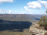 Picture of / about 'Megalong Valley' New South Wales - View from Hargraves Lookout 1