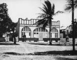 Picture relating to Thursday Island - titled 'Victoria Memorial Institute, Thursday Island, ca. 1938'