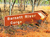 Picture relating to Barnett River Gorge - titled 'Barnett River Gorge'