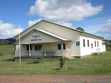 Picture relating to Nowendoc - titled 'Nowendoc Memorial Hall'