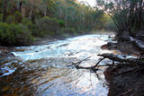 Picture relating to Nanga - titled 'Murray River (WA) at Nanga'