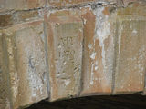 Picture of / about 'Towrang' New South Wales - Towrang Bridge Keystone showing 1839 - the year of construction
