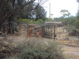 Picture relating to Wallaroo Mine - titled 'Wallaroo Mine - Harveys Attle Cracker Ruins'