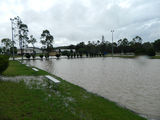 Picture relating to Nanango - titled 'Nanango in Flood 2013'