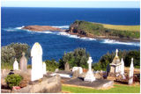 Picture relating to Gerringong - titled 'Gerringong Cemetery - Gerringong - New South Wales'