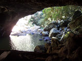 Picture relating to Natural Bridge - titled 'Natural Bridge'