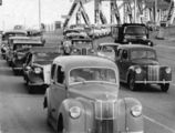 Picture of / about 'Brisbane' Queensland - Traffic on the Story Bridge, Brisbane
