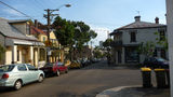 Picture relating to Erskineville - titled 'Erskineville backstreets'