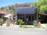 Picture of / about 'Captains Flat' New South Wales - The Outside Gallery and Restaurant in Captains Flat
