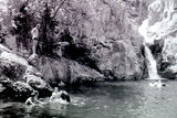 Picture relating to Moline Mine - titled 'JD Falls also known as Rockhole'