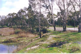 Picture relating to Dimboola - titled 'Dimboola Rest Area, Wimmera River, Western Hwy'