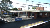 Picture relating to Wentworthville - titled 'Wentworthville Railway Station'