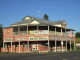 Picture relating to Kilkivan - titled 'Kilkivan Hotel'
