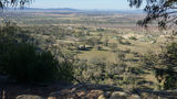 Picture relating to Gunnedah - titled 'View of Gunnedah from Porcupine Lookout (2)'